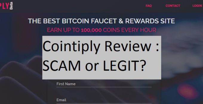 Cointiply com Faucet Review : SCAM or LEGIT? | Work Anyplace Anytime